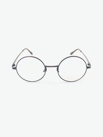 natkiel 英式复古圆框眼镜