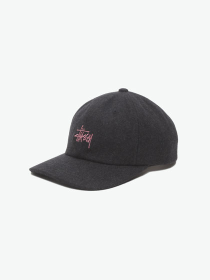 stussy|Stussy|男款|帽子|Stussy LOGO刺绣棒球帽