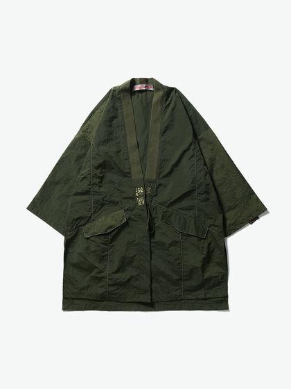 ENSHADOWER|ENSHADOWER隐蔽者|男款|夹克|ENSHADOWER隐蔽者 可收纳反光刺绣道袍