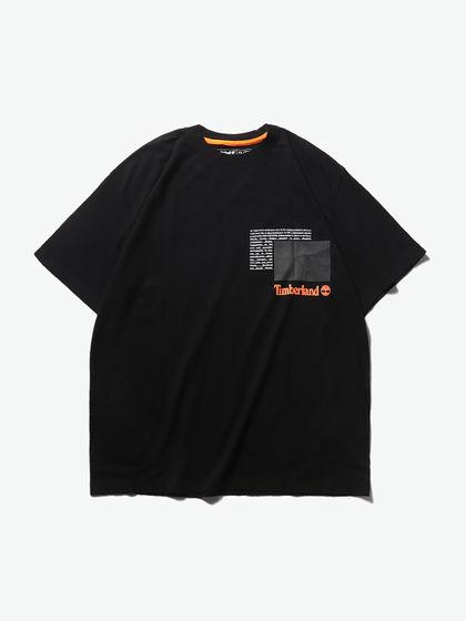 Timberland|添柏嵐|男款|T恤|Timberland 地球守護者圖案印花短袖T恤【2020春夏新品】