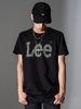 Lee 男款 T恤 Lee 男士LOGO字母印花短袖T恤