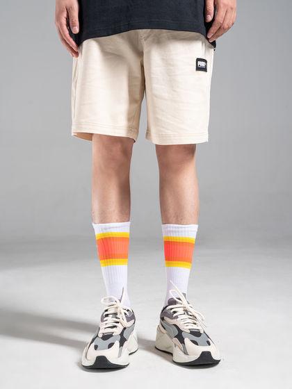 PUMA|PUMA|男款|短褲|【楊洋同款】PUMA FUSION Shorts 男子短褲