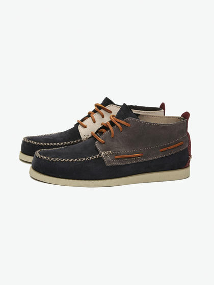 SPERRY|男款|运动鞋|SPERRY  A/O Wedge Chukka Suede 休闲复古板鞋