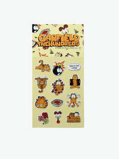 The Hundreds|男|The Hundreds Garfield 卡通图案贴纸