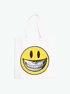 Ron English|男|女|Ron English  SMILEY FACE TOTE BAG