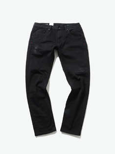 ABLE JEANS|男|ABLE JEANS 自然立体落裆水洗牛仔裤
