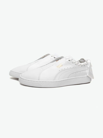 PUMA|PUMA|男款|运动鞋|PUMA Basket Twist Wns Puma Black-Puma Team 女子休闲鞋
