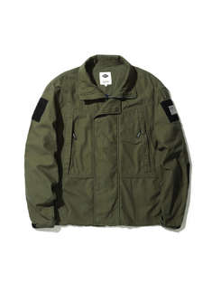 MADNESS|男|MADNESS PATCHED HIGH COLLAR PARKA