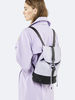 RAINS|RAINS|男款|双肩包|RAINS 简约拼色抽绳背包 Drawstring Backpack Lavender