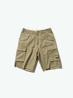 MADNESS|男|MADNESS MDNSFIFTH ARMY SHORT PANT