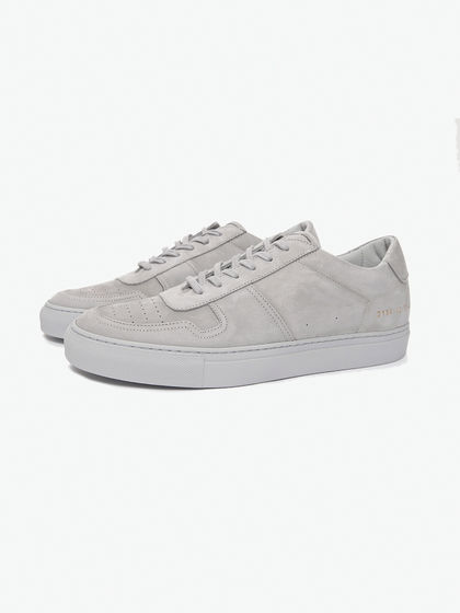 COMMON PROJECTS|COMMON PROJECTS|男款|休闲/时装鞋|COMMON PROJECTS  ARTICLE 2194 BBALL LOW IN NUBUCK休闲鞋