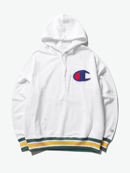 CHAMPION|CHAMPION|男款|卫衣|CHAMPION P/O HOODED SWEATSHIRT