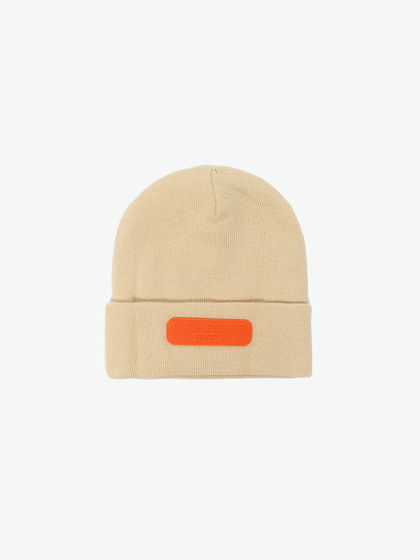 Carrots by Anwar|Carrots by Anwar|男款|帽子|Carrots by Anwar SPORT RUBBER PATCH BEANIE