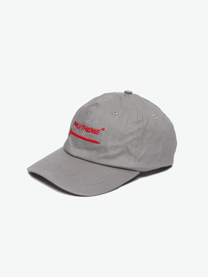 POLYTHENE|POLYTHENE|男款|帽子|POLYTHENE EMBROIDERED LOGO CAP