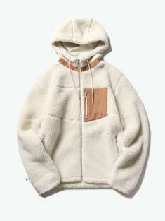 John Elliott|男|John Elliott  Boulder Polar Fleece Full Zip