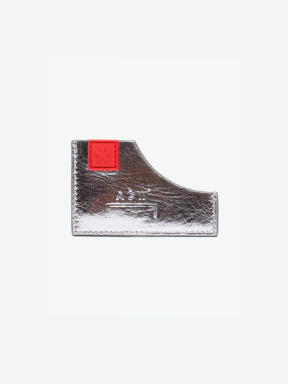 A COLD WALL|A COLD WALL|男款|钱包/卡包/手包/钥匙包|A-COLD-WALL* DIECUT PATENT CARDHOLDER